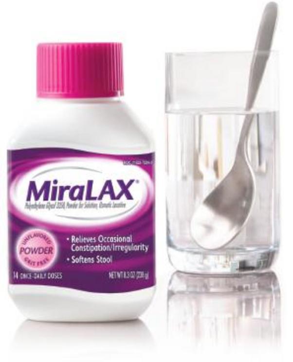 miralax for kids